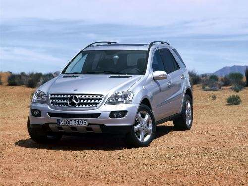 "Mercedes benz ml 350 año 2006 ""desarme"""
