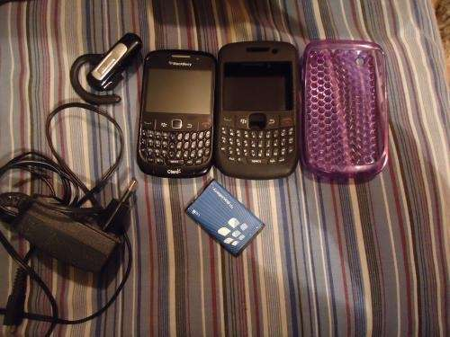 Fotos de Blackberry 5820 1