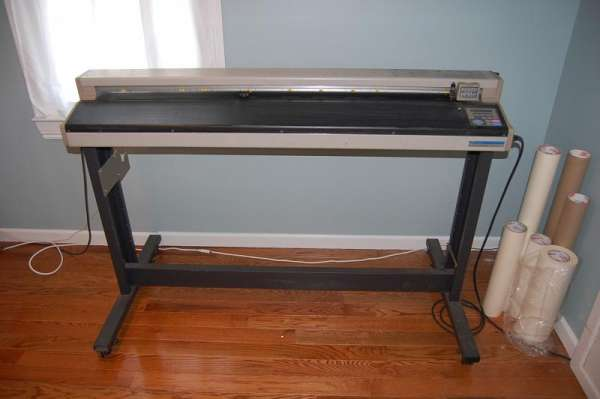Vendo plotter de corte de 1.20mts graphtec