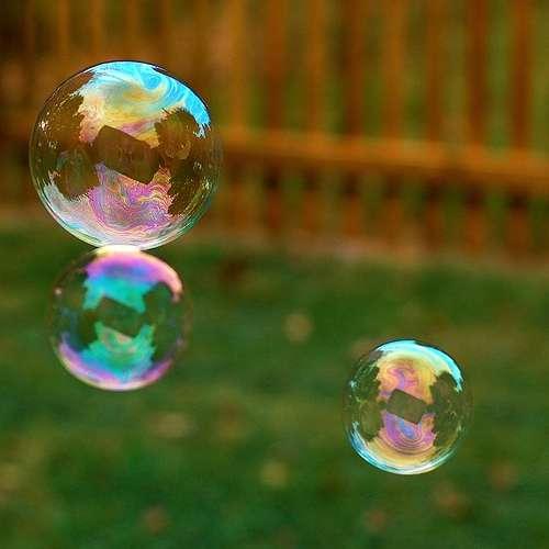 :) arriendo máquina de burbujas