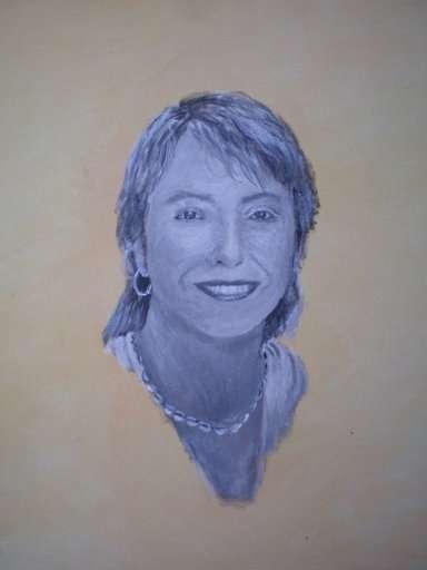 Vendo pintura al oleo/acrílico, realizo retratos 09.7.859.86.90
