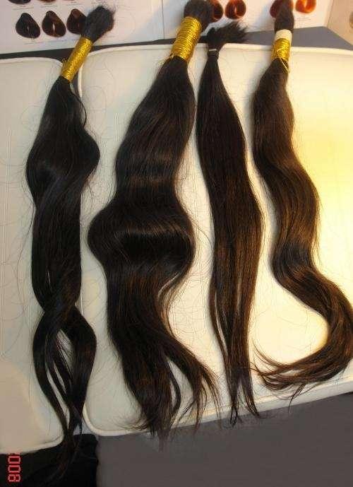 Extensiones pelo natural $1300 puestas en el salon de temuco