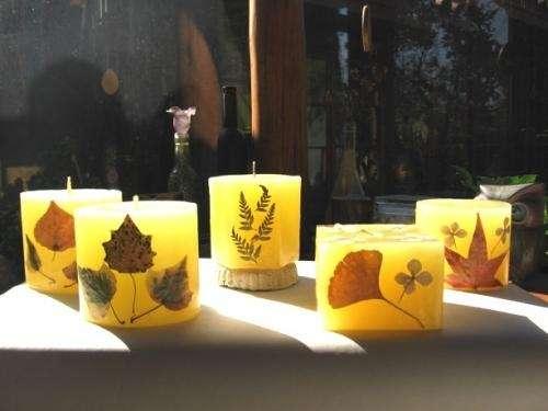Completo curso de velas aartesanales