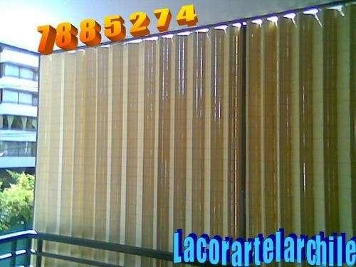 Fotos de Cortinas de madera tipo hangaroa 10% des. 2