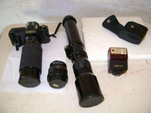 Camara fotografica canon t50 , completisima