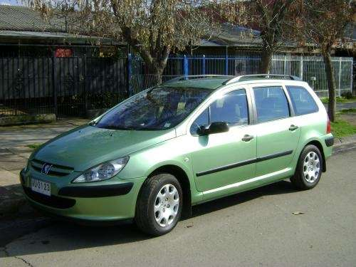 Vendo peugeot ws,307,xr,breack,full.año 2003 impecable