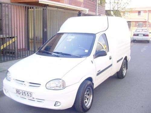 Vendo furgon opel combo año 97
