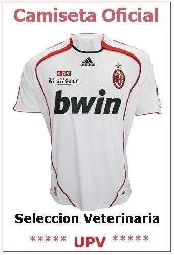 Camisetas para equipos y clubes nacionales e internacionales en ... fa7520f0463ac