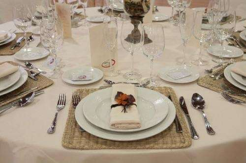 Servicio de banquetes y eventos para empresas