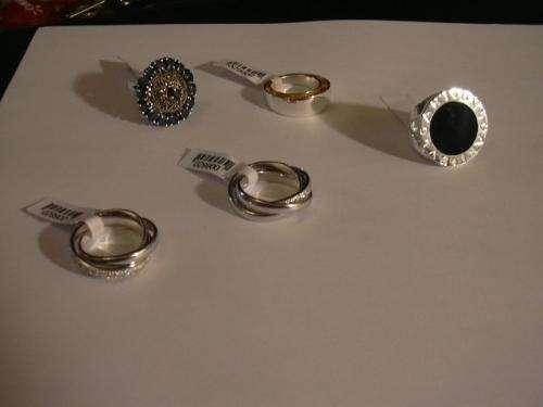 Joyas de plata 925 por mayor en concepcion
