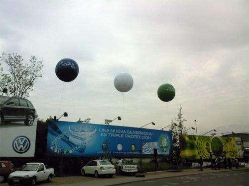 Mega inflables