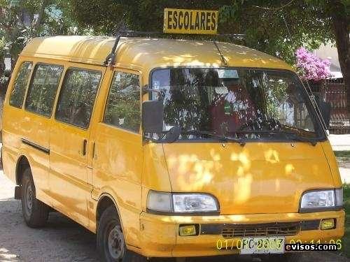 Mini bus escolar maipu