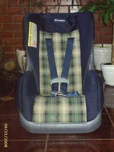 Silla de bebe para auto marca century (2 a 15 kg)