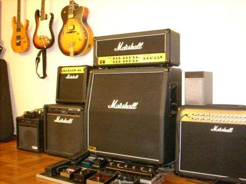 Clases de guitarra electrica (profesionales)
