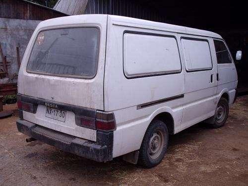 Se Vende Furgon Kia Besta 2 2 Diesel A U00f1o 1996 Utilitario  Al Dia En Araucan U00eda