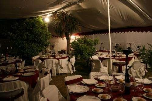 Banquetes y eventos con todo incluido