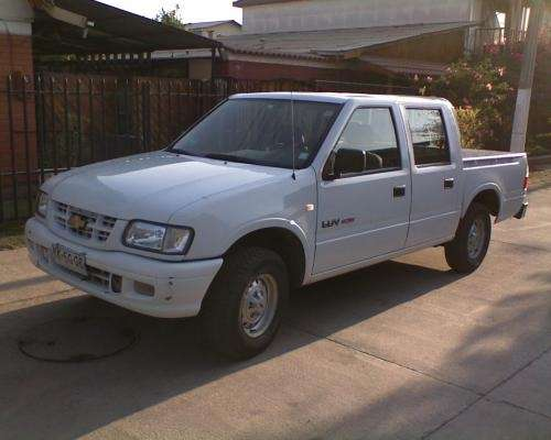 Chevrolet Luv Work 2005 En Regin Metropolitana Autos 75241