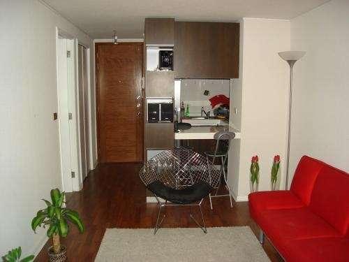 Fotos de Arriendo departamento, 1 dormitorio, con estacionamiento. 4