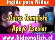 Curso Inglés para Niños 3 a 10 Años