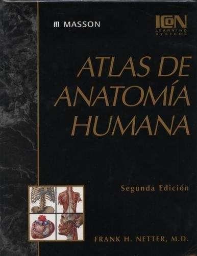 Atlas de anatomía humana de frank h netter,2ª edición en Región ...