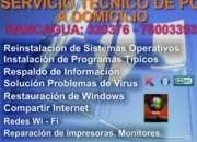 Servicio tecnico pc computadores rancagua