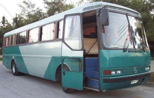 Arriendo buses dentro y fuera de santiago