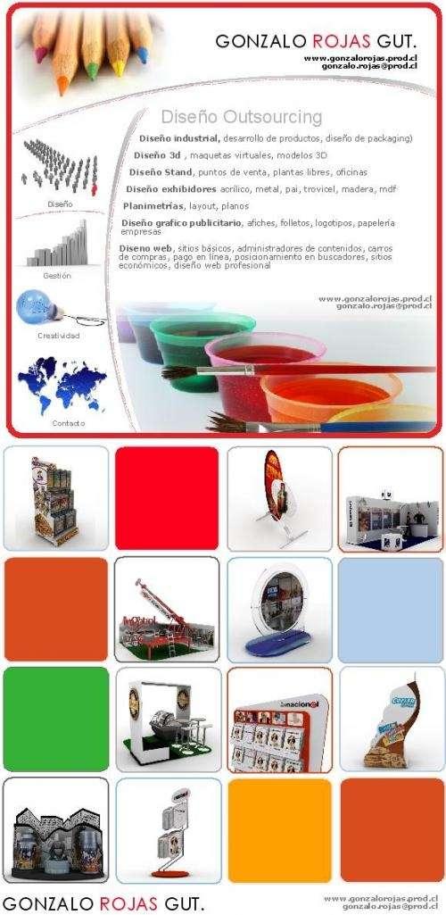 Diseño freelance, diseñador part time, asesoría en diseño, diseño industrial
