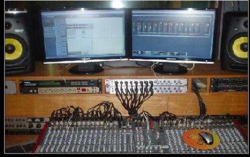 Estudios de grabacion y salas de ensayo x hora, grabacion ensayos demos multipistas masterizacion espectro producciones