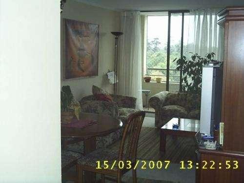 Vendo departamento santiago centro 3 dormitorios