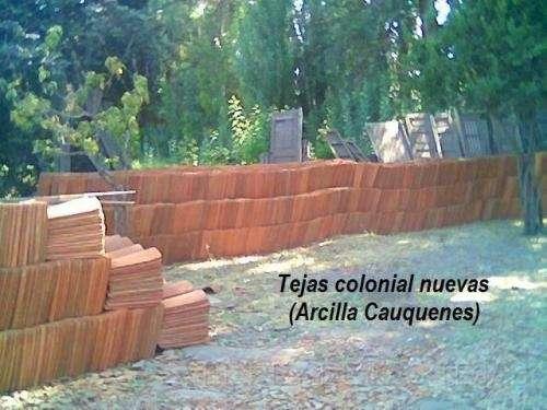 Vendo tejas chilenas