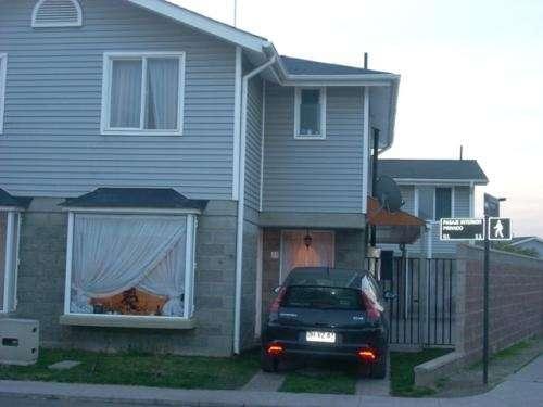 Arriendo casa en condominio - pte alto