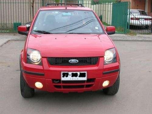 Vendo ford ecosport xlt año 2005
