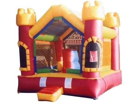 Castillos inflables y otros juegos inflables vendo