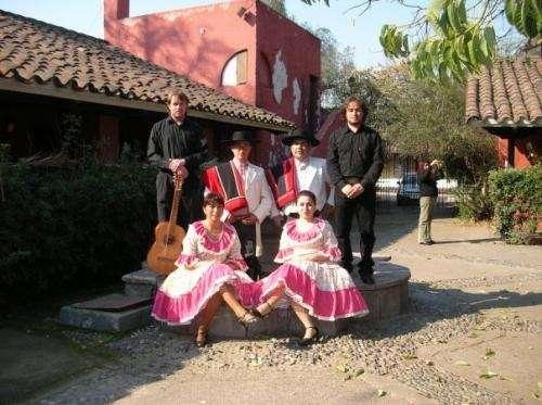 Grupo folclorico amanecer