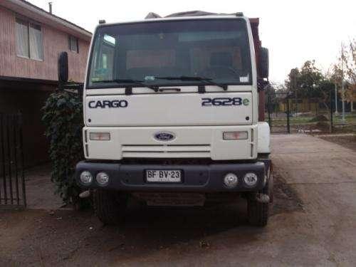 Camión ford cargo 2628e, año 2008