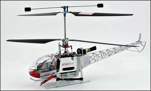Helicoptero radio control 4 canales $50.000