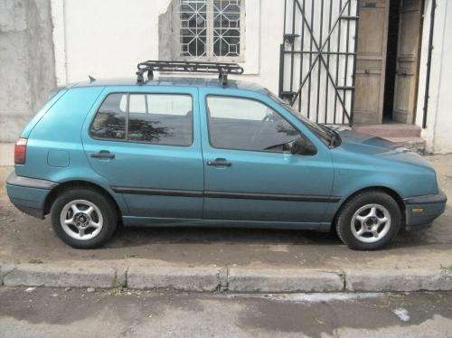 Vendo mi volkswagen golf