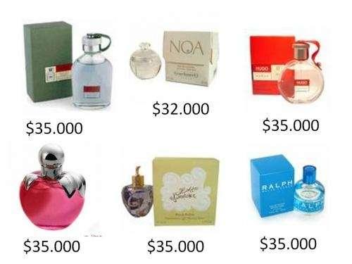 7345a1be6 Vendo perfumes originales baratos en Región Metropolitana - Salud y ...