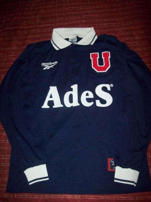 Camiseta universidad de chile año 98 nueva con etiqueta $13.000