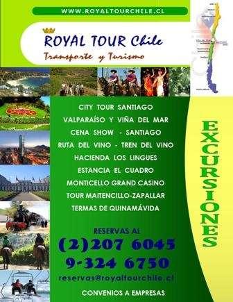 City tour santiago y programas especiales chile