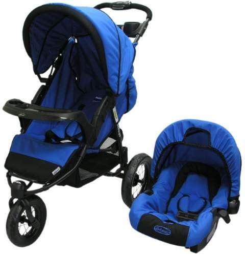 Vendo coches bebesit 3 ruedas + silla para auto nuevos en 80.000!!