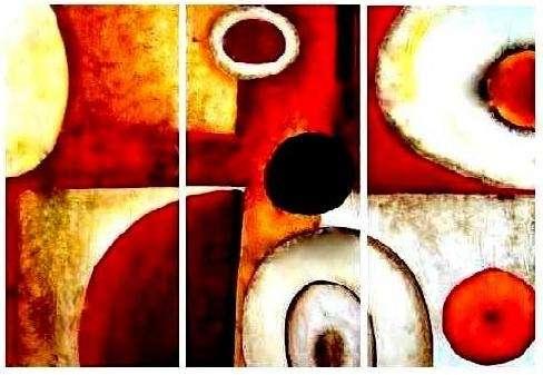 Cuadros modernos, abstractos, étnicos, juveniles muy decorativos