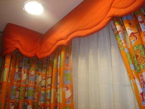 Confeccion de cortinas