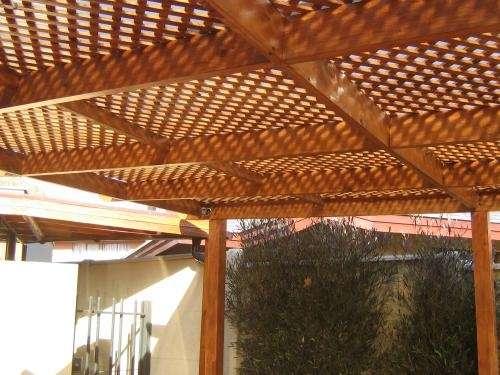 Como hacer un cobertizo de madera interesting caseta for Madera para cobertizo
