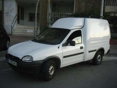 Opel combo año 1995 1.180.000.-