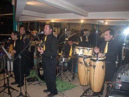 Orquesta para eventos bailables banda show