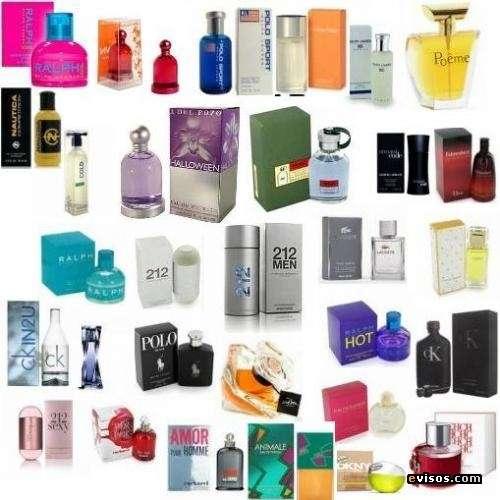 Perfumes 100% originales, por mayor y detalle