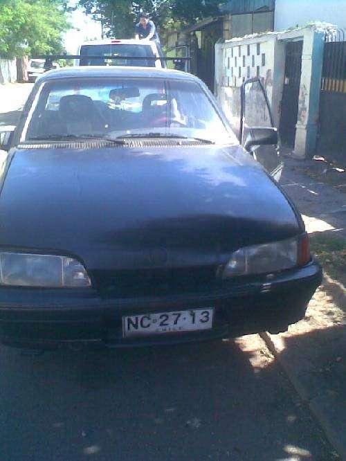 Chevrolet monza negro 1.8 cc mpfi año 1995 , papeles al dia revicion tecnica vencida