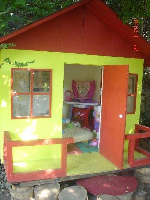 Fabrico casas de muñecas