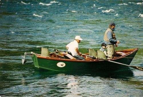 Venta de botes mckenzie, excursiones de pesca con mosca